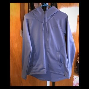 The North Face front zip sweater